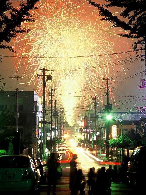 十和田市夏まつり花火大会
