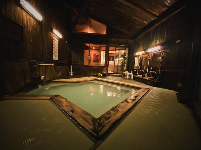 山のホテル(日帰り入浴)