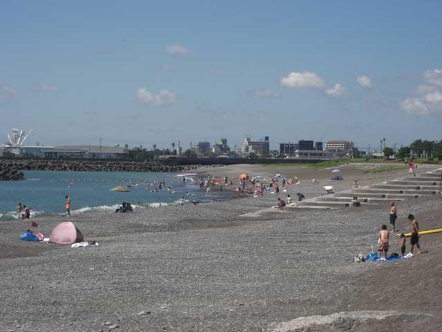 浜当目海水浴場