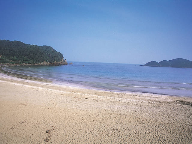 弓ヶ浜海水浴場