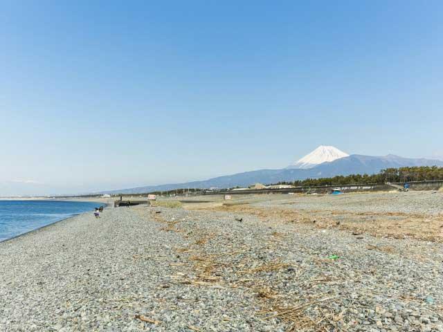 千本浜海水浴場