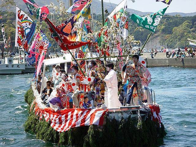 大瀬まつり・内浦漁港祭