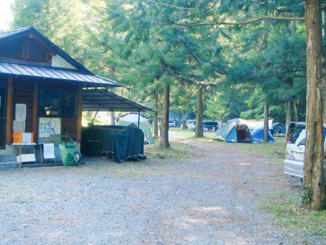 池の谷ファミリーキャンプ場