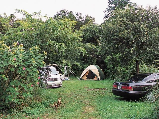 ストーンチェアキャンプ場