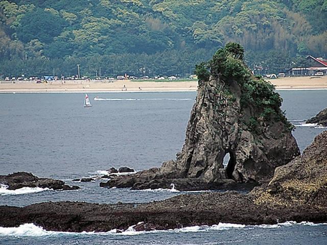 タライ岬遊歩道