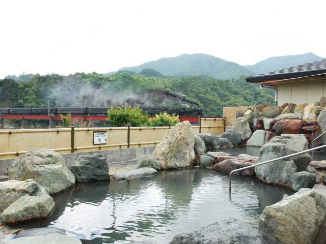 川根温泉ふれあいの泉