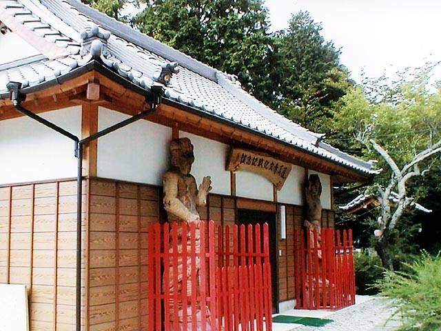 蓮華寺(萩の寺)