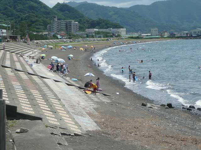 島郷海水浴場