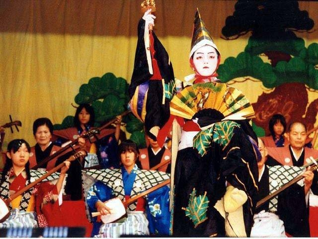 横尾歌舞伎定期公演