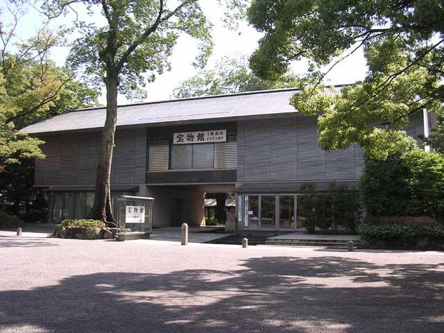 三嶋大社宝物館