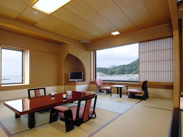 海と富士・絶景の美食宿 松濤館