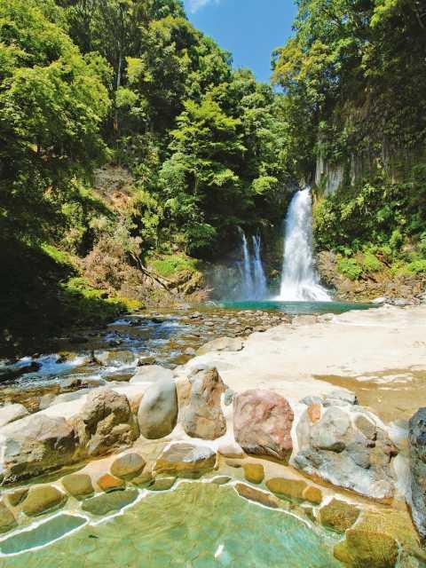 伊豆最大の大滝 AMAGISO-天城荘-「LIBERTY RESORT」(日帰り入浴)