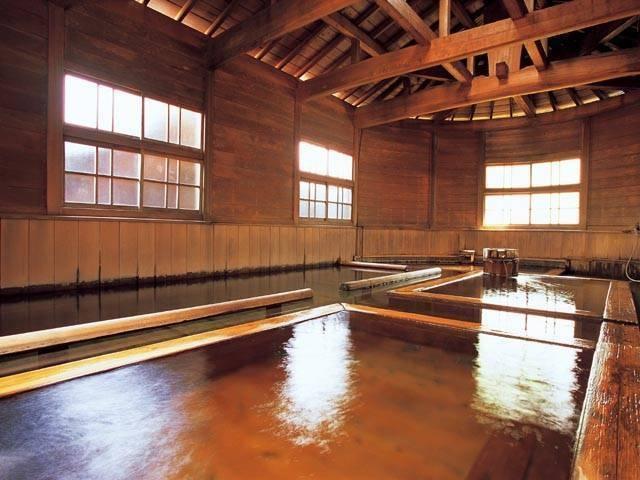 千人風呂 金谷旅館(日帰り入浴)