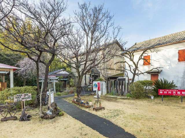古物に宿る安息美 柿田川美術館