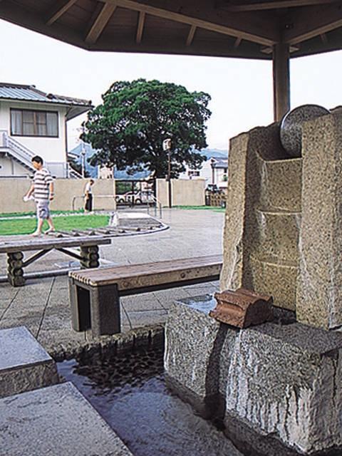 湯らっくす公園