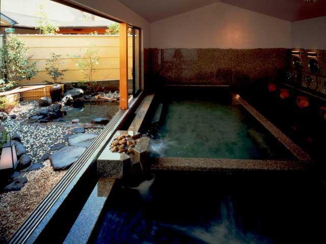 加納の湯宿 かぎや(日帰り入浴)