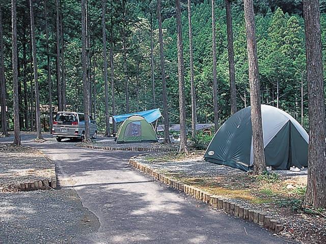 熊平水辺の里オートキャンプ場