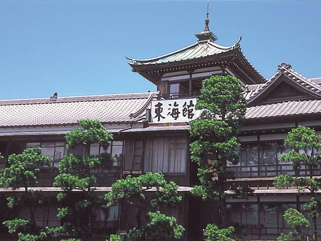 伊東温泉観光・文化施設 東海館(日帰り入浴)