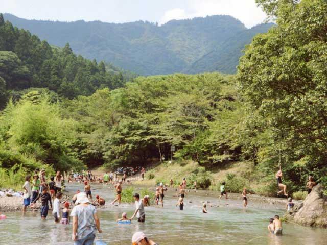 森の都温泉