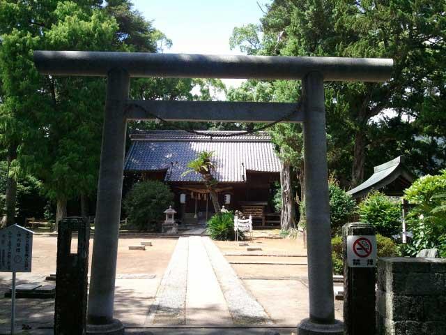 川津来宮神社