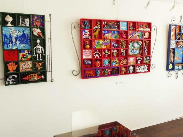 Tam Tam gallery