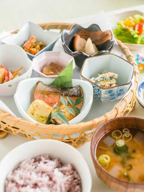 オーガニック和食&Cafe Chant