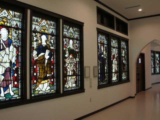 掛川市ステンドグラス美術館