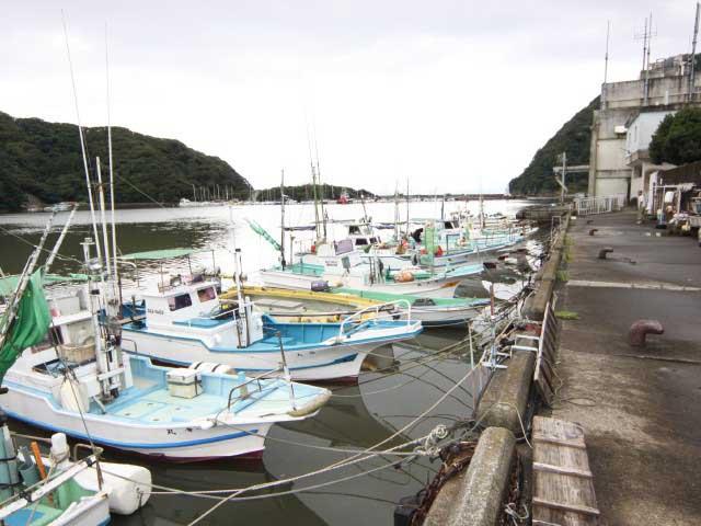 安良里漁港