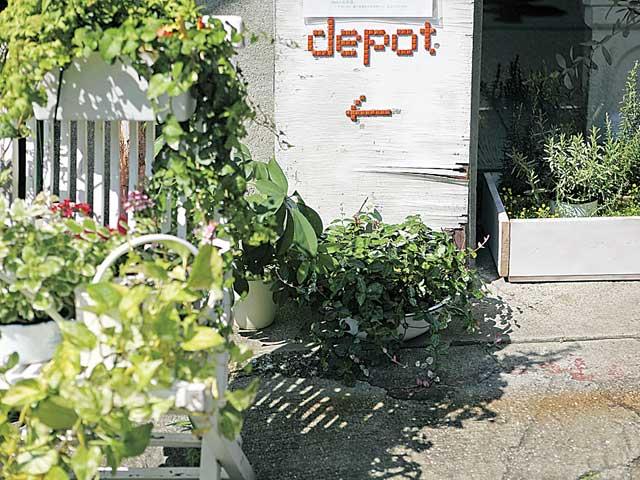 depot 北浜店