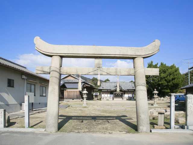 木烏神社(千歳座)