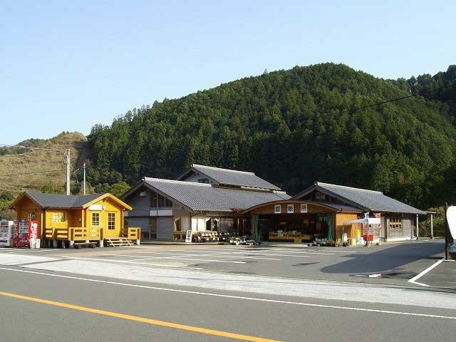 風車の駅 津野町ふるさとセンター