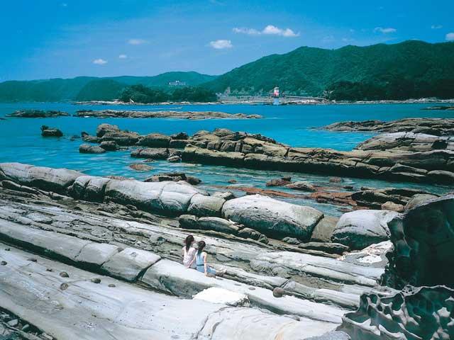 たつくし海中観光