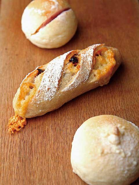 mongo mongo パン洋菓子