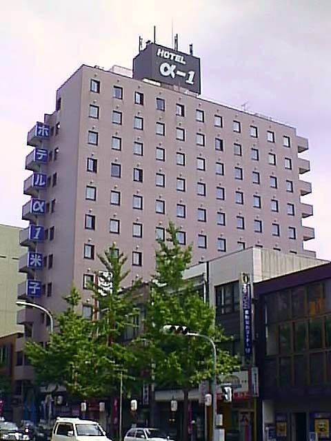 ホテルα-1米子