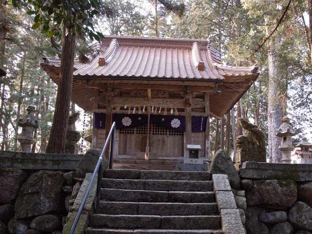 八上売沼神社