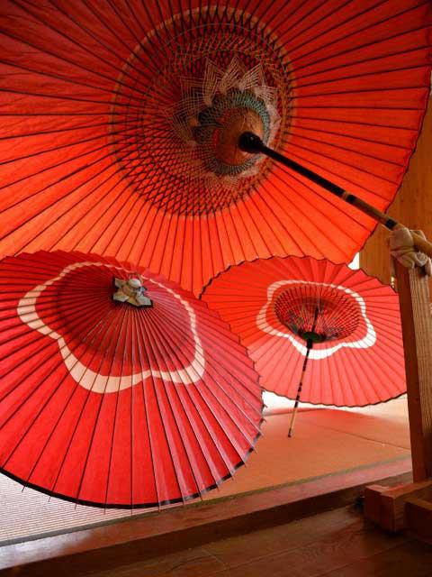和傘伝承館(見学)