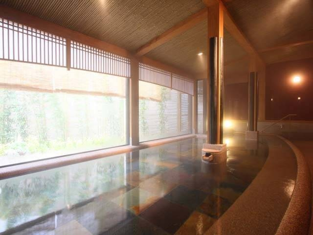 三朝薬師の湯 万翆楼(日帰り入浴)