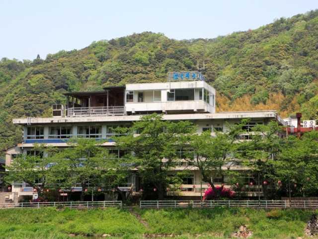 清流荘(日帰り入浴)