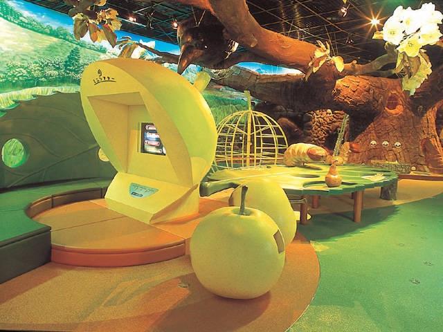 鳥取二十世紀梨記念館 なしっこ館