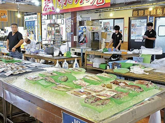 JF鳥取県漁協かろいち店