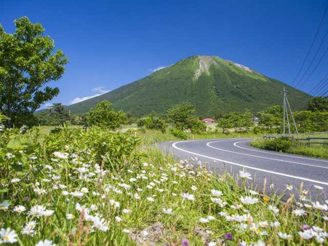大山観光道路