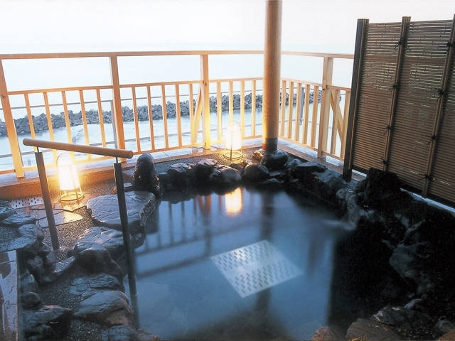 海色・湯の宿 松月(日帰り入浴)