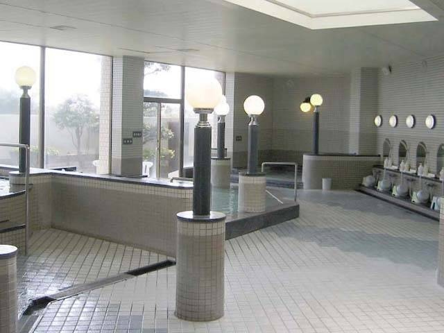 皆生温泉 ホテルウェルネスほうき路(日帰り入浴)