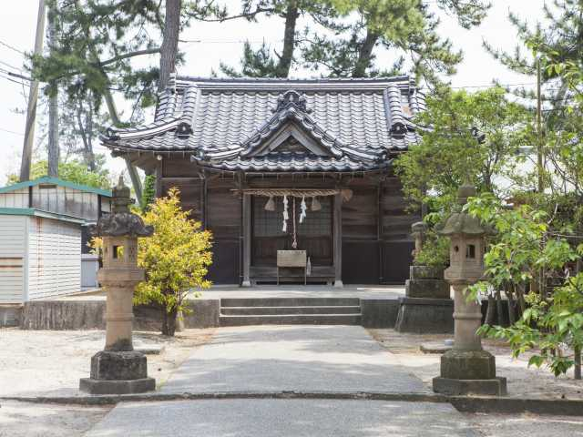 皆生温泉神社