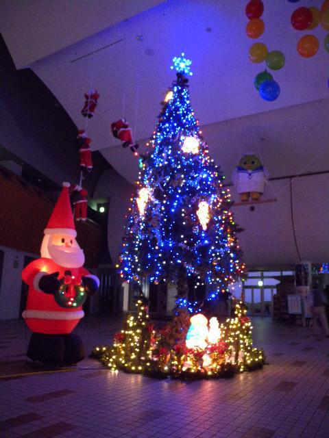 夢みなとクリスマスイルミネーション