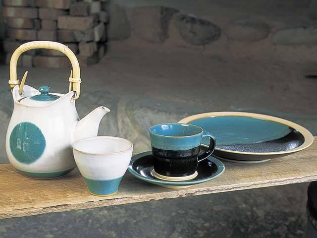 因州・中井窯