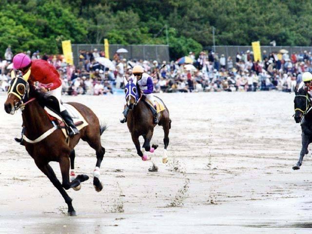 串木野浜競馬大会