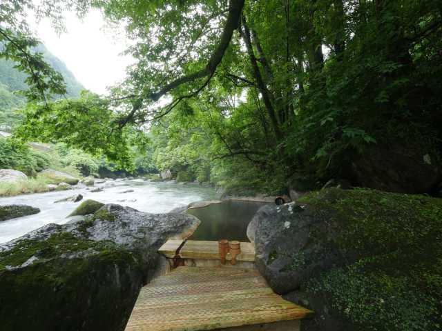 妙見石原荘(日帰り入浴)