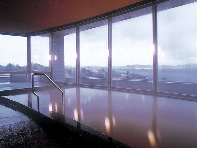 国民宿舎 レインボー桜島(日帰り入浴)