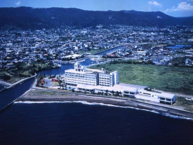 指宿シーサイドホテル(日帰り入浴)